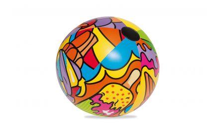 """36"""" POP ART BEACH BALL"""