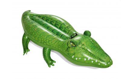Crocodile Kids Ride-On Pool Float