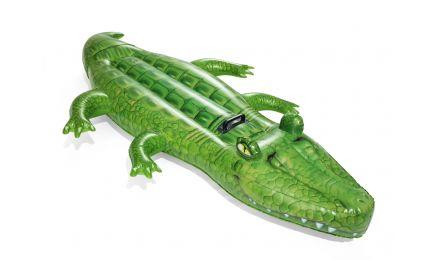 "80"" Crocodile Ride On"