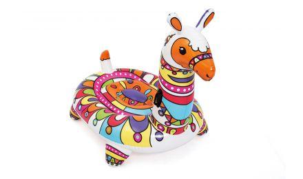 Pop Art Llama Ride On