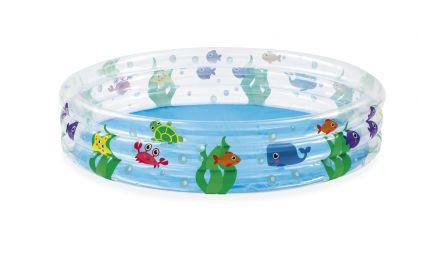 "60"" Deep Dive 3 Ring Play Pool"