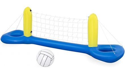 Water Volleyball Swimming Pool Game Set