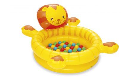 Lion Ball Pit