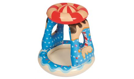 CANDYVILLE SHADED PADDLING POOL