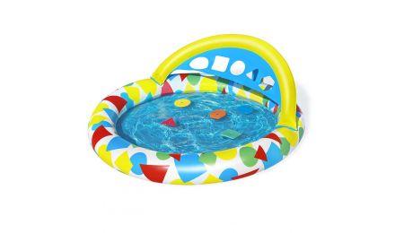 Splash & Learn Kids Paddling Pool