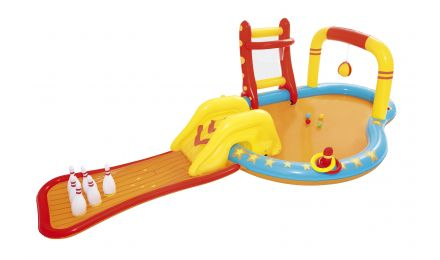 Lil' Champ Paddling Pool Play Centre