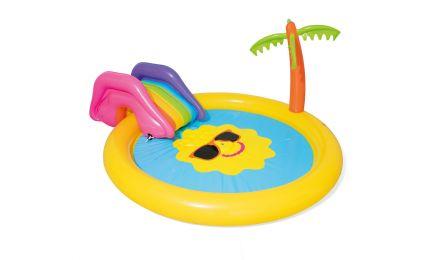 Sunnyland Splash Paddling Pool Play centre