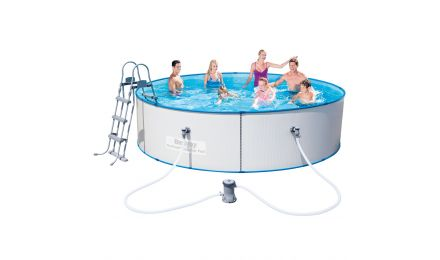 12ft Hydrium Splasher Round Pool Set