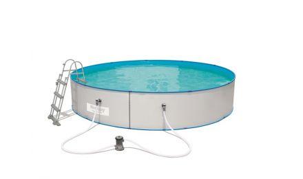 15ft Hydrium Splasher Round Pool Set