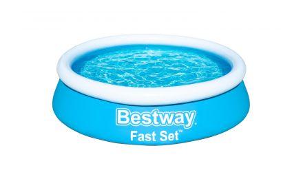 6ft Fast Set Round Pool