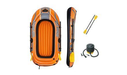"74"" Kondor 2000 Inflatable Boat Raft Set"