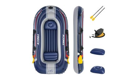 """100"""" Hydro-Force Treck X2 Inflatable Raft Set"""