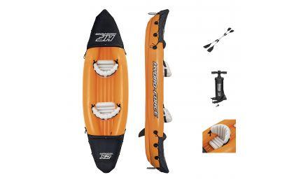 Hydro-Force Lite-Rapid X2 Inflatable Kayak Set