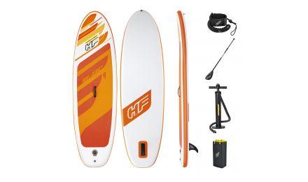9ft Inflatable Paddle Board Set - Aqua Journey