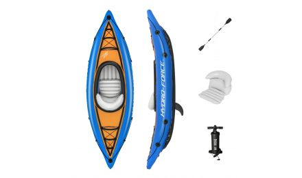 Hydro-Force Cove Champion Kayak, 1 Person with Oars