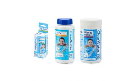 Clearwater PH Increaser Top Up Kit
