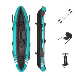 Hydro-Force Ventura Inflatable Kayak Set, 2 person