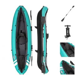 Hydro-force Ventura Inflatable Kayak Set, 1 Person