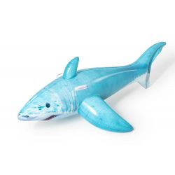 Realistic Shark Kids Rider Pool Float