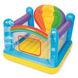 KIDS HOT AIR BALLOON BOUNCY CASTLE