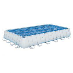 24ft Rectangular Solar Pool Cover