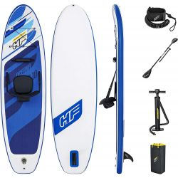 10ft Inflatable Paddle Board Set - Oceana Hydro-Force