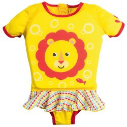 Fisher Price Girls' Float Suit