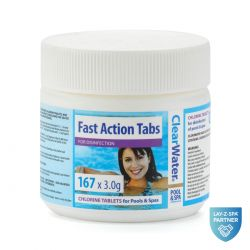 Clearwater Fast Action Tablet