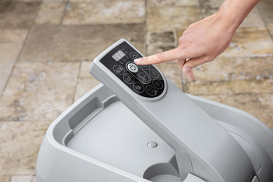 HydroJet Inflatable Hot Tub