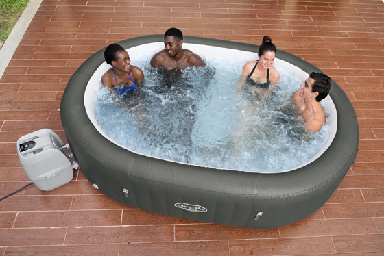 hot tub for 7 people