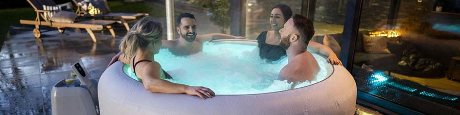 Shop all Inflatable Hot tubs